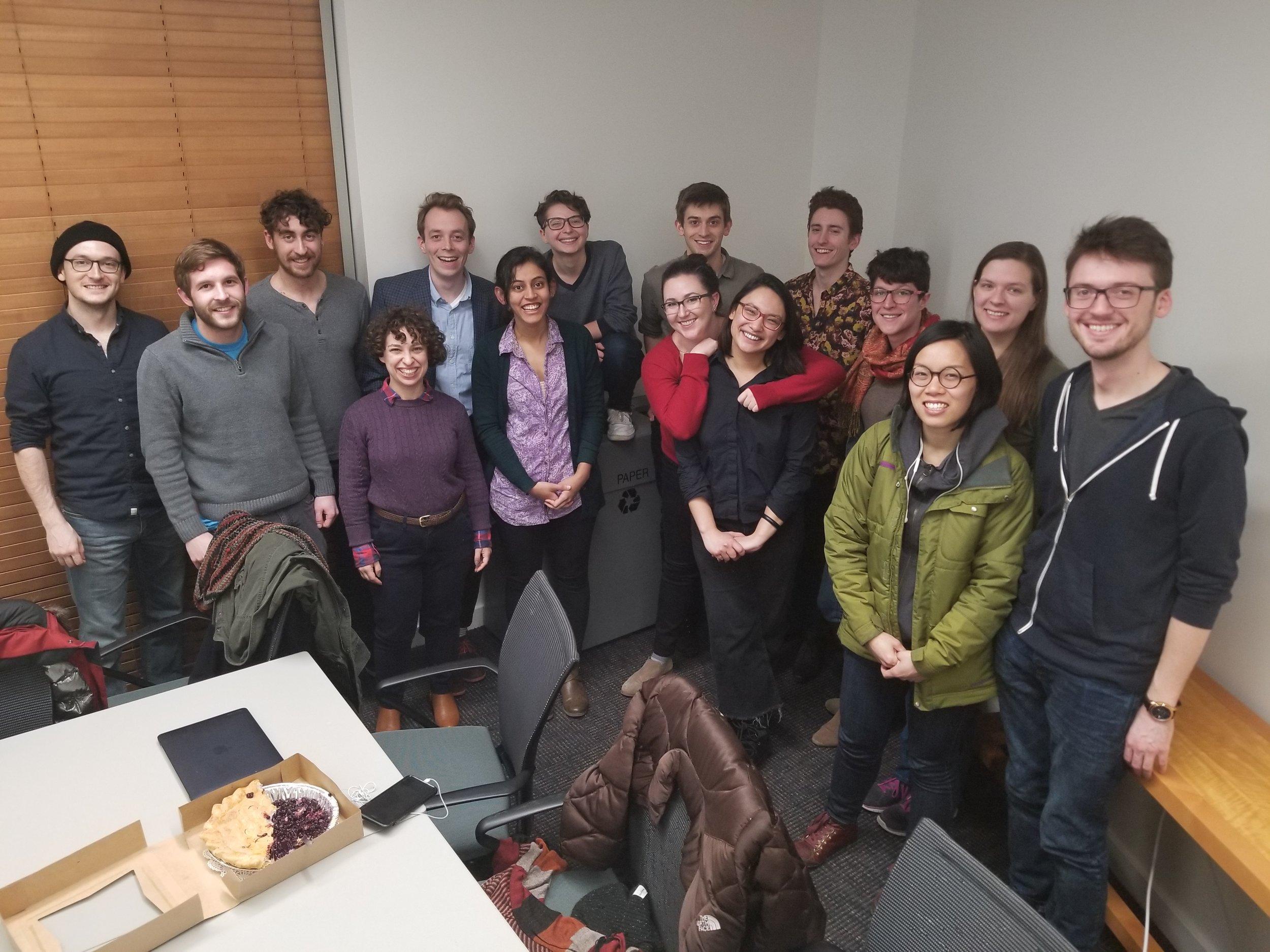 HGSU : Harvard Graduate Students Union