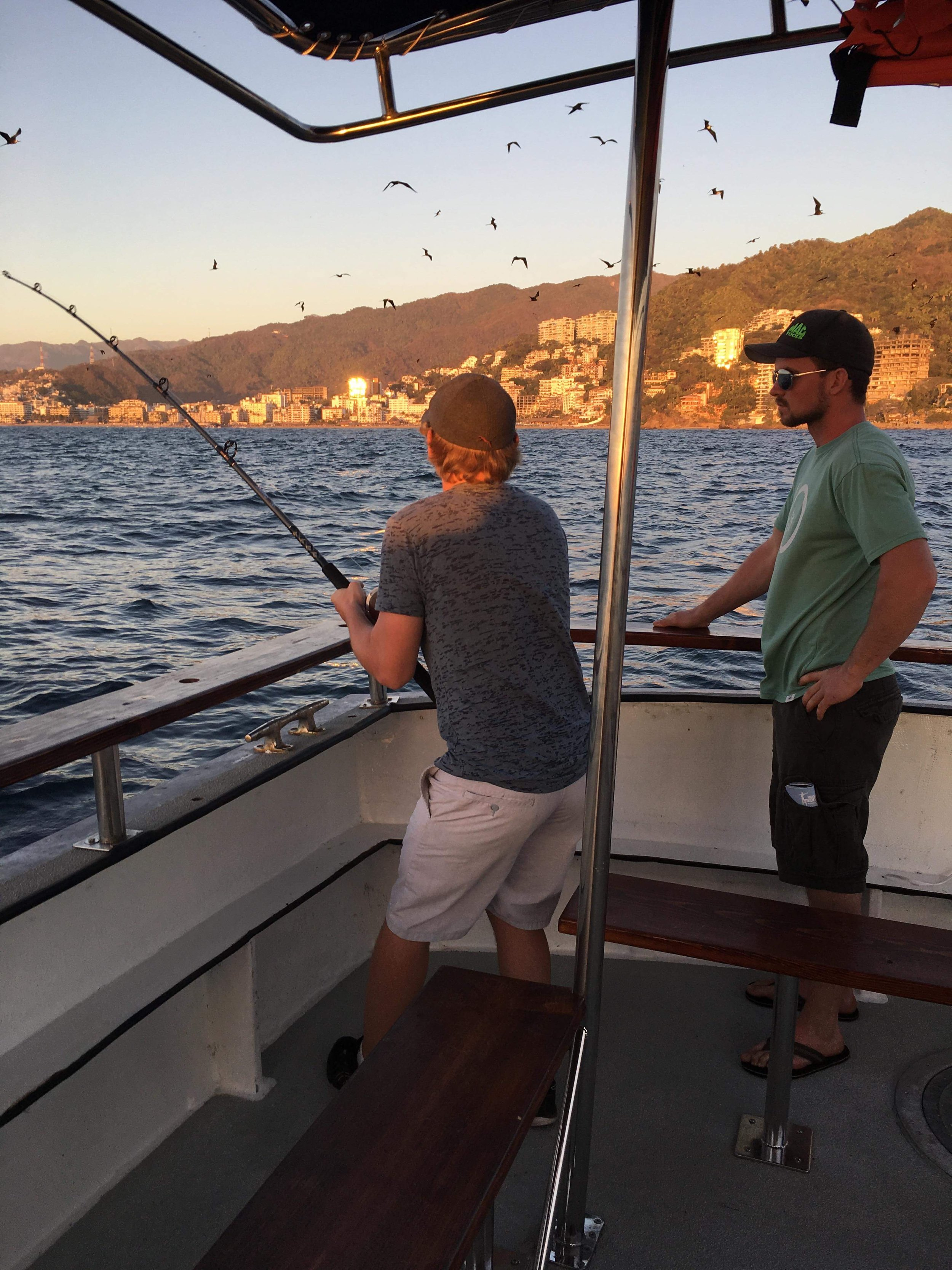 fintastic fishing puerto vallarta