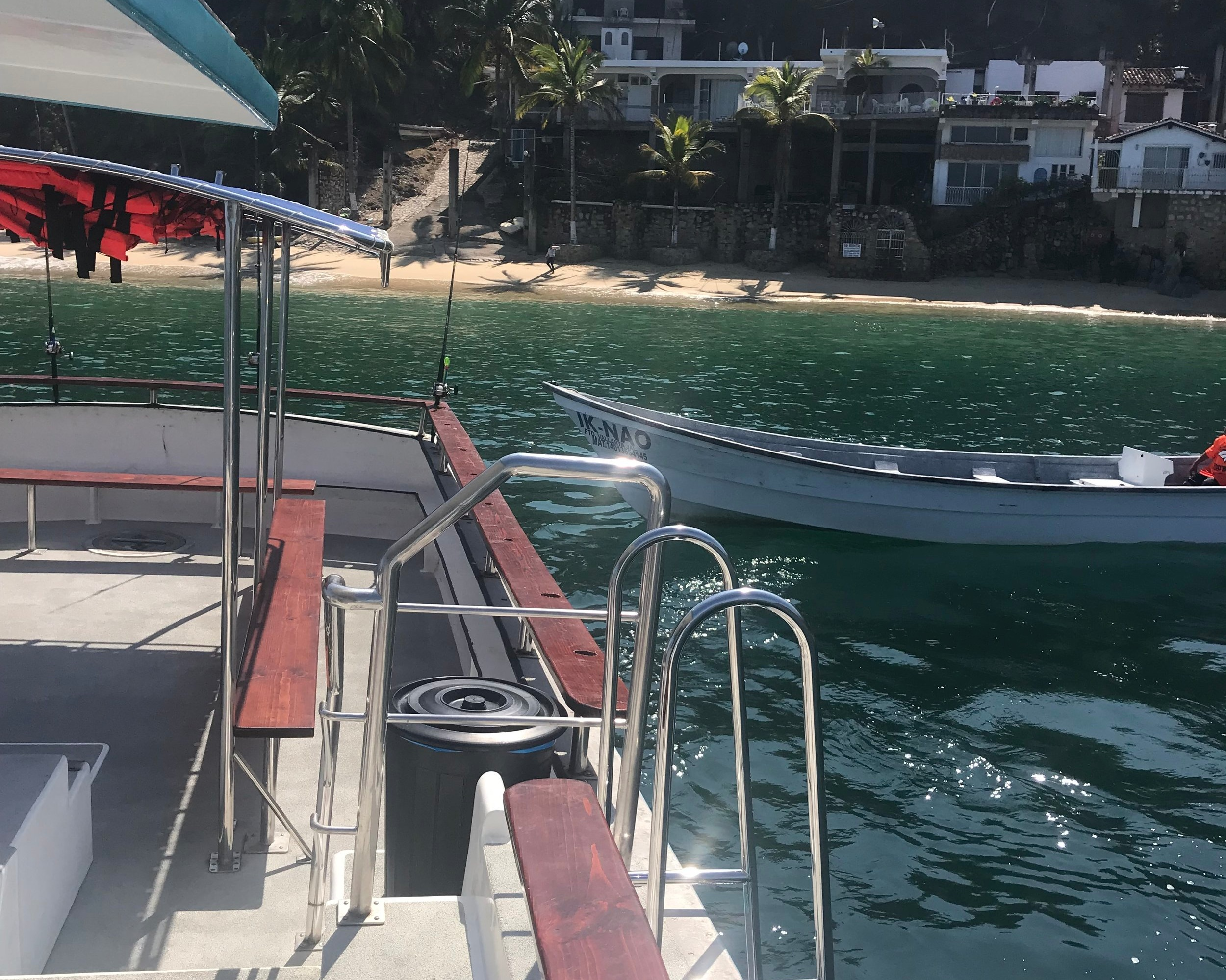 DIFFERENT BOATS AVAILABLE - Our boats can accomodate from 2 to 40 people!