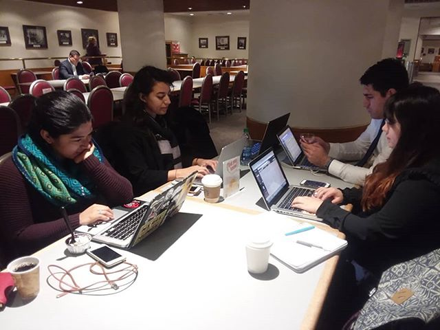 The work never stops. We are all back in Capitol Hill ready to continue the work. We will keep you updated!  Make sure you follow our twitter for immediate updates! twitter.com/vote4dream  #vote4dream #dreamactnow #dreamact #ProtectDreamers