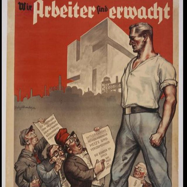 Our next Community Read program is Nazi Symbolism & Propaganda: From Medieval Times to the Present - Tuesday, Oct. 15 at 3:30PM, Ellis White, Fitchburg State University.  This panel discussion will explore the historical and contemporary uses of Nazi symbolism and propaganda.