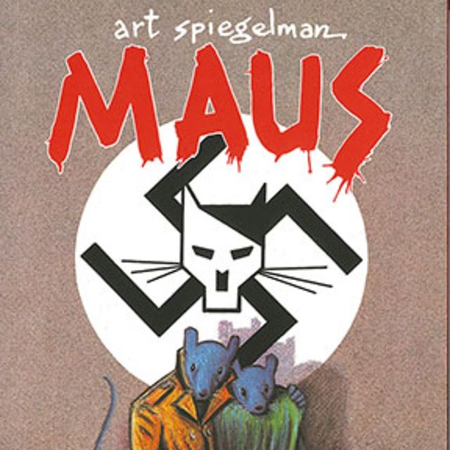 Have you read Maus and want to talk about it with others? Come to our next book discussion on Thursday, October 17 at 6:30PM at Fitchburg Public Library (610 Main Street).