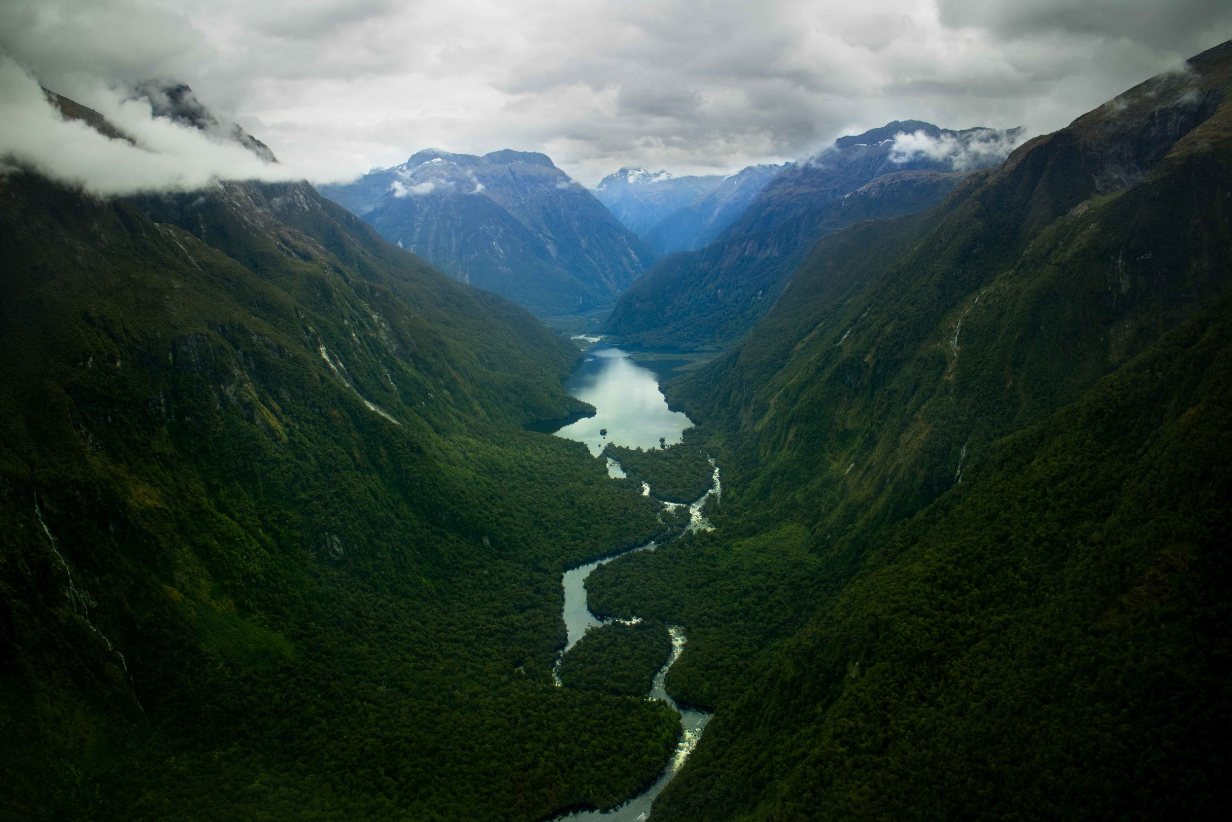 Somewhere in New Zealand...