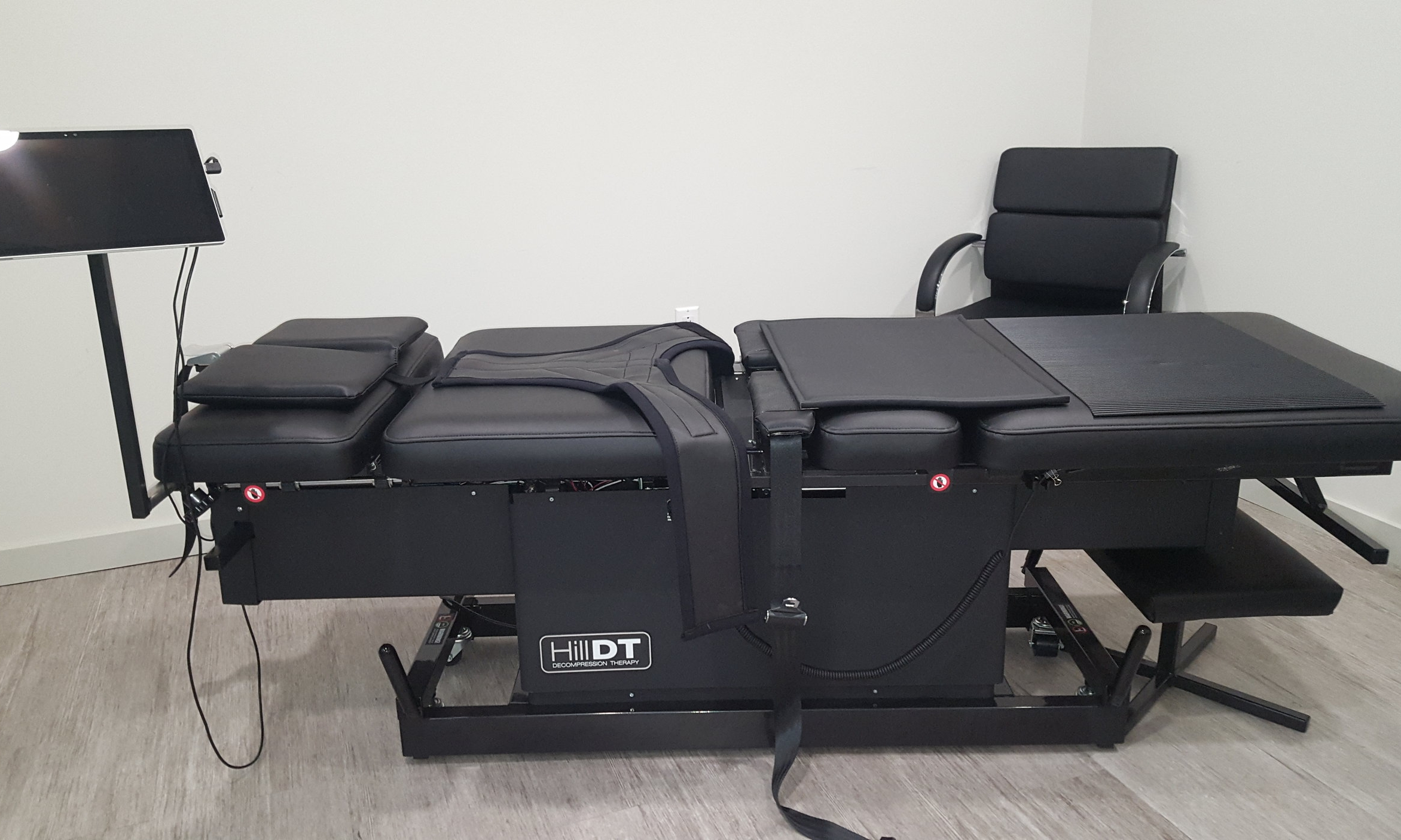 Hill DT Spinal Decompression Table