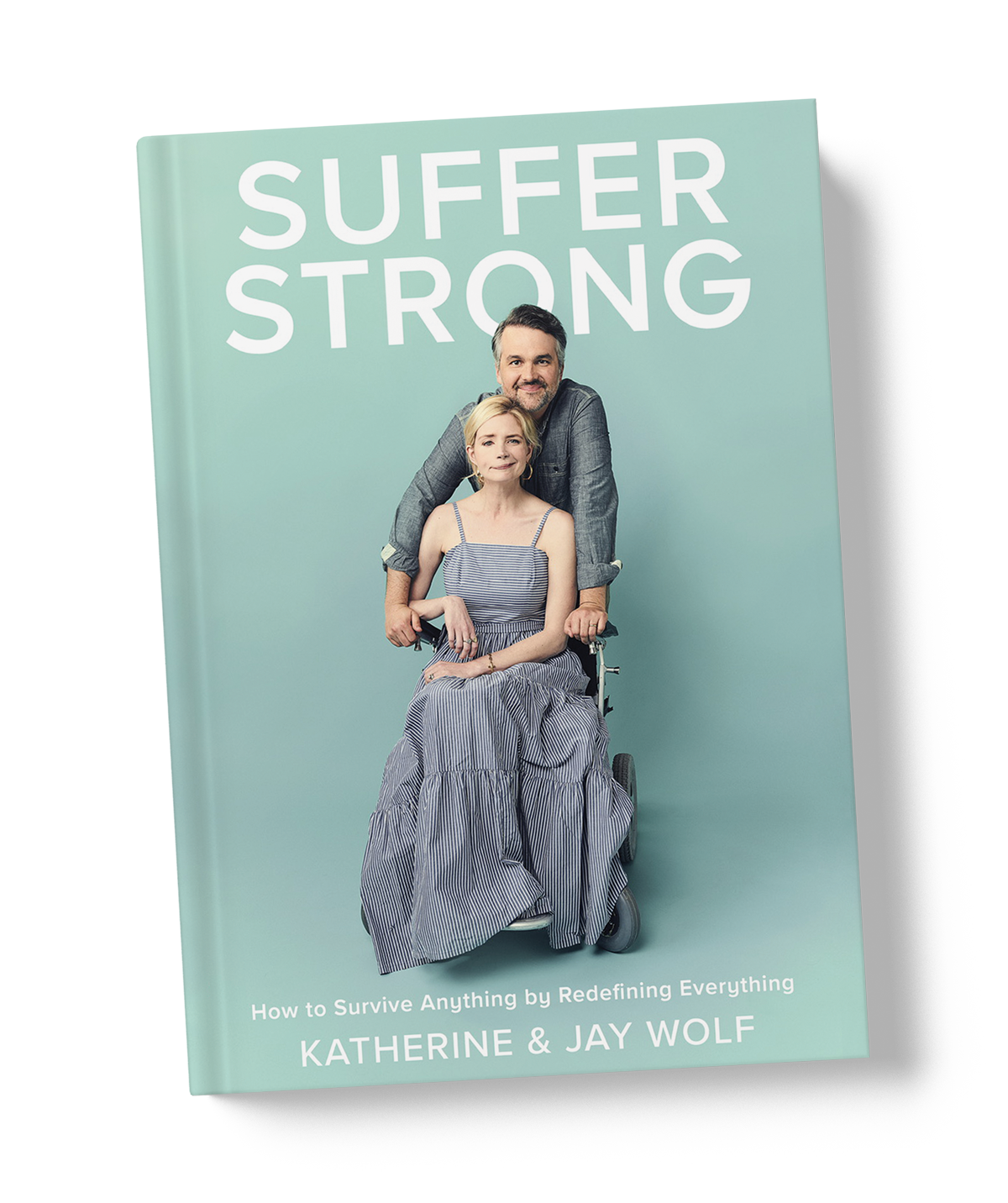 Pre-order to be the first to access - Digital book downloadPodcast series with Katherine & JayAccess to the private @sufferstrong Instagram communityExclusive product discounts
