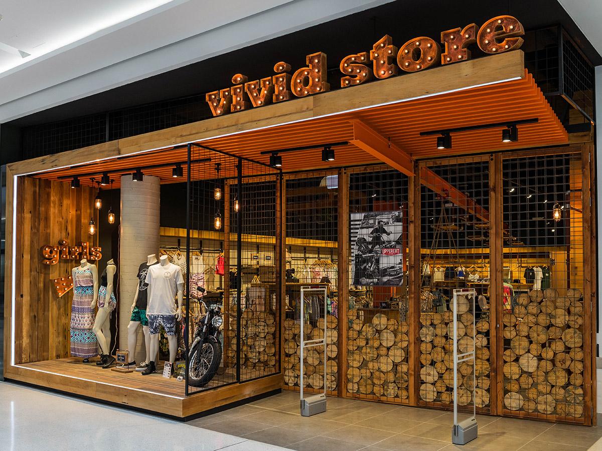 VIVID STORE | GARDEN CITY