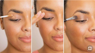 how to apply eye makeup easy