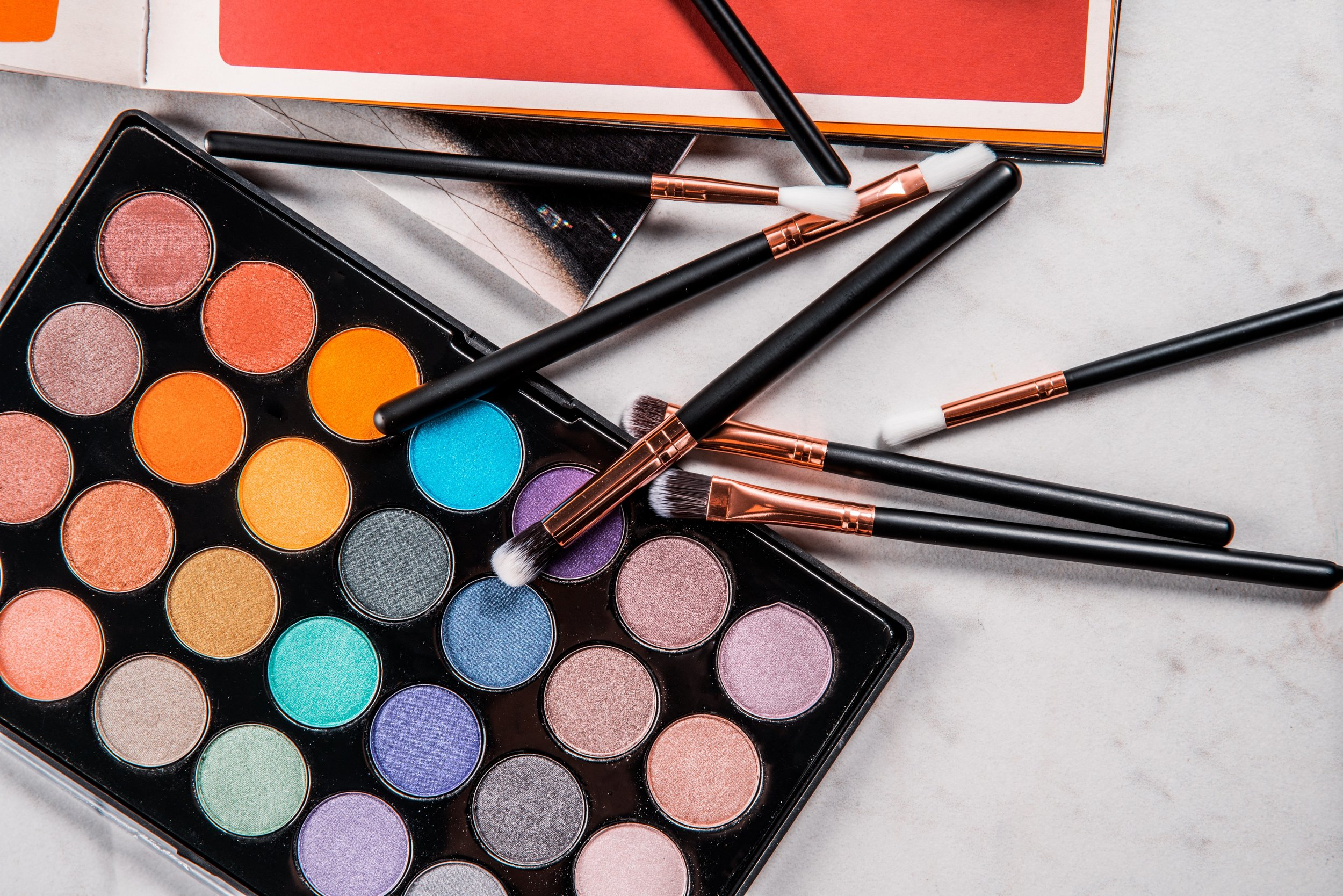 how to get perfect eyeshadow