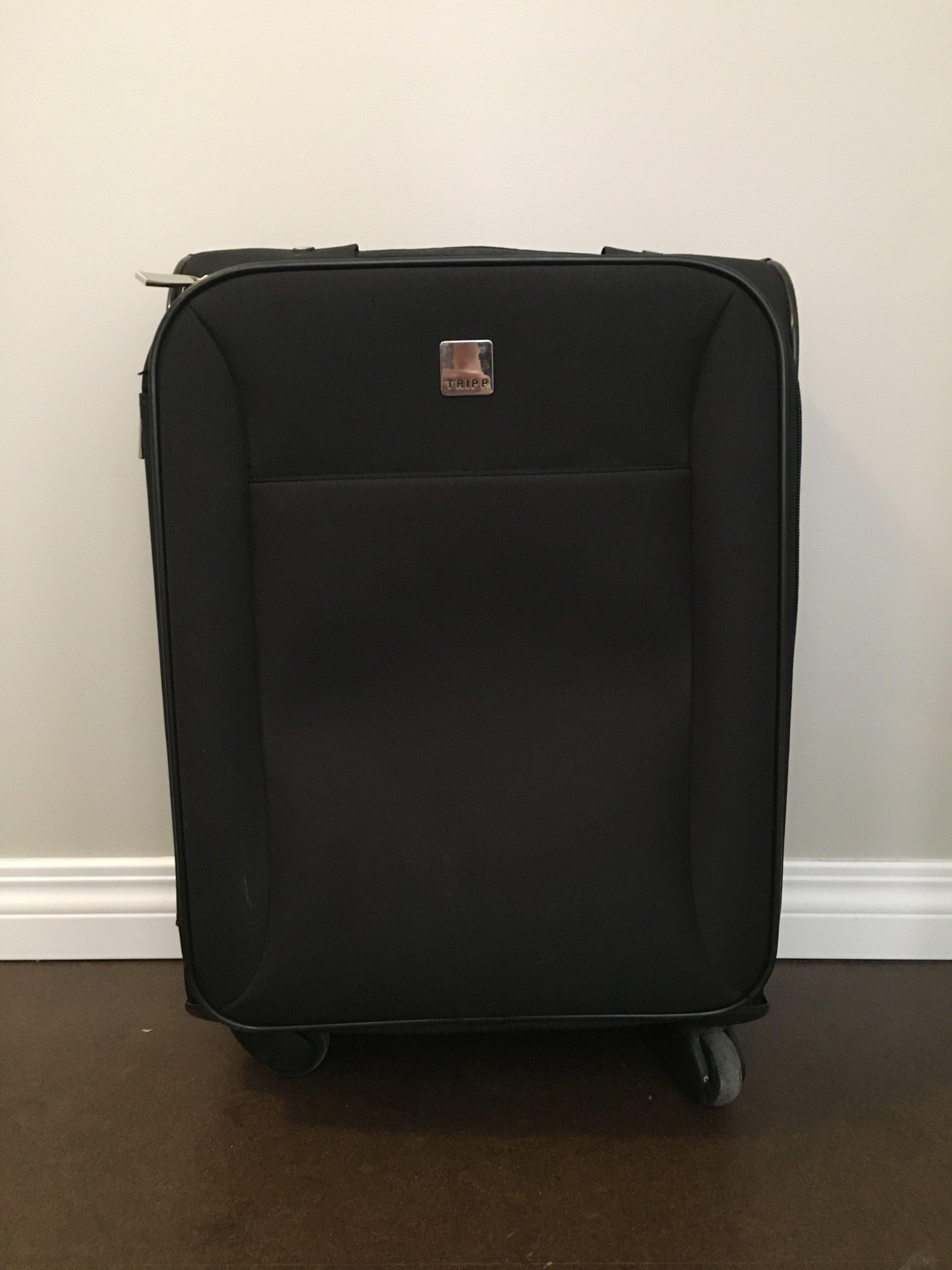 Style Lite Cabin 4W Suitcase, Tripp  - $81