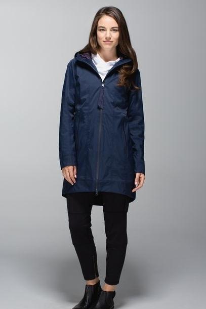 Right As Rain Jacket, Lululemon - $198