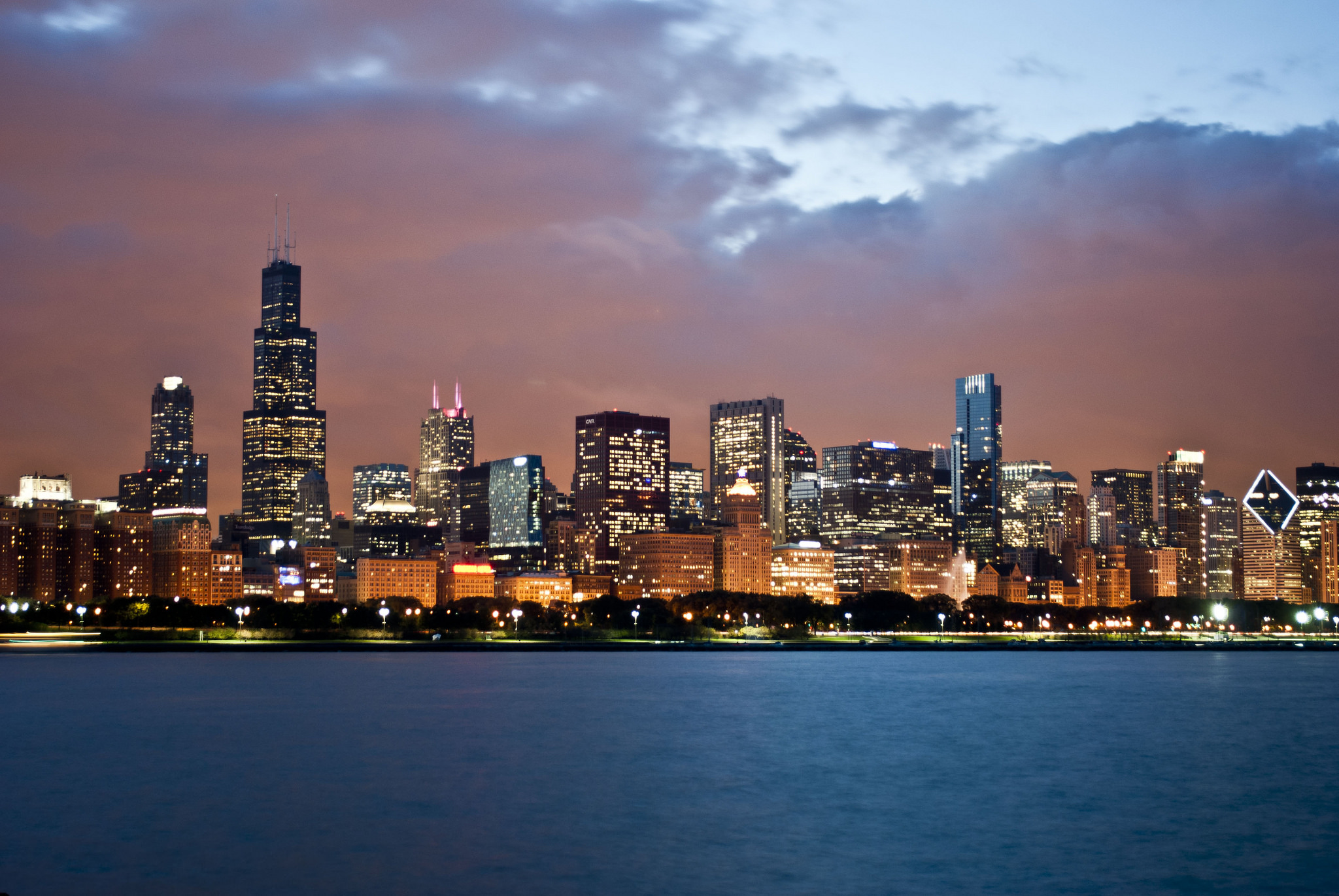 Downtown Chicago Photo: Josué Goge   Pinterest Inspiration