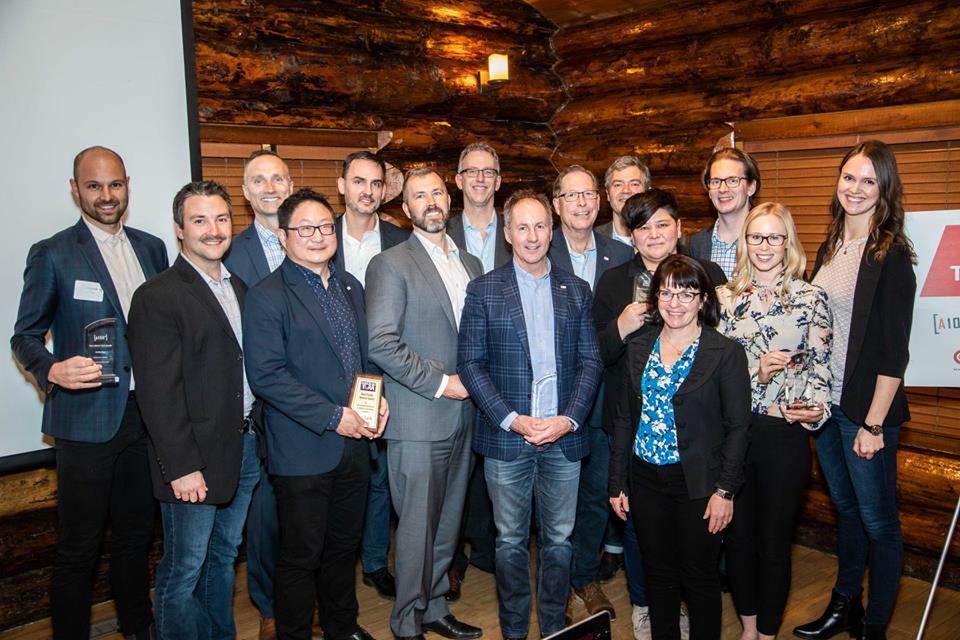 Start Alberta Tech Awards - November 2018 Photo: Neil Zeller