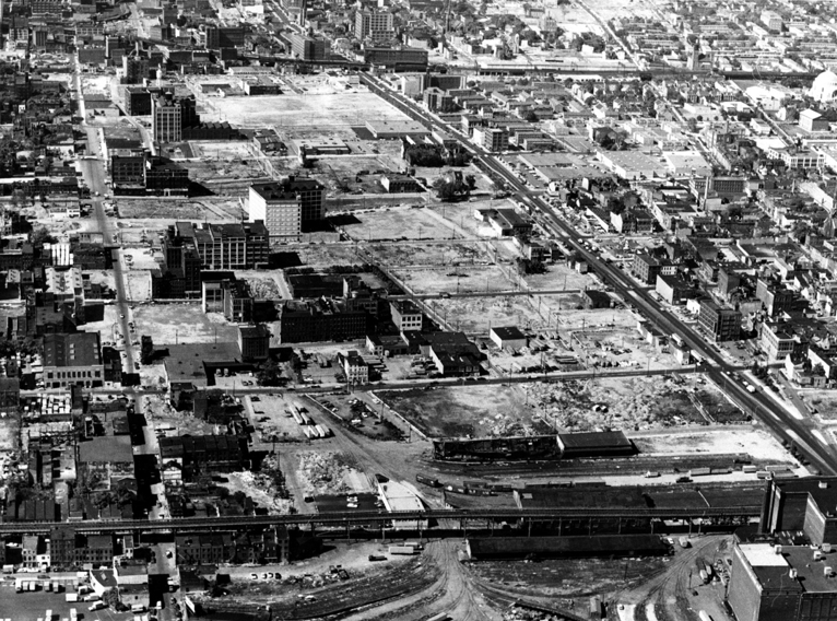 - Callowhill, 1969Image Courtesy of Temple University Urban Archives