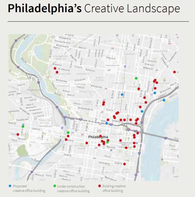 Philadelphia's Creative Landscape