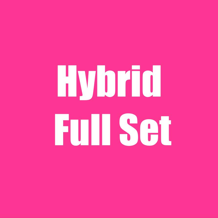 Hybrid Full Set