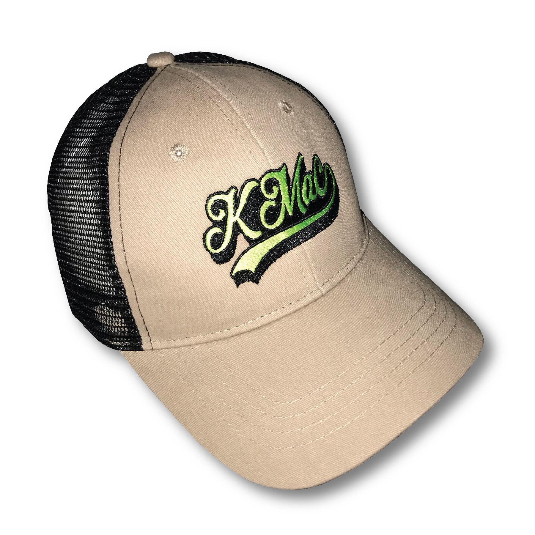 "Black & Tan ""KMaC"" Hat"