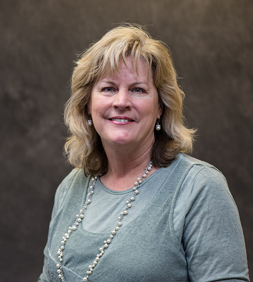 Karen ClevelandOperations Administrator& Financial Secretary -