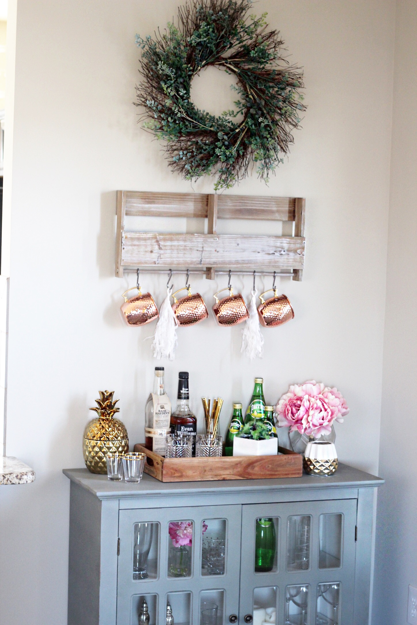 Bar Cart Tips And Tricks Shelby Ditch