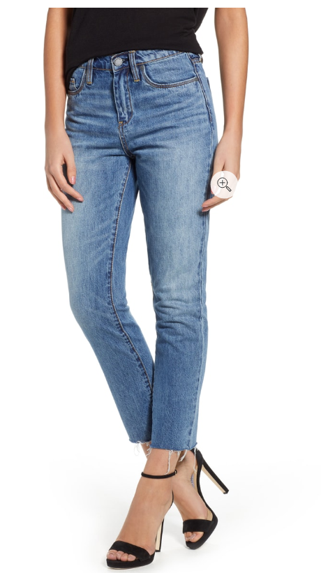 This is one of my favorite brand of jeans and i love that i could wear these to work.