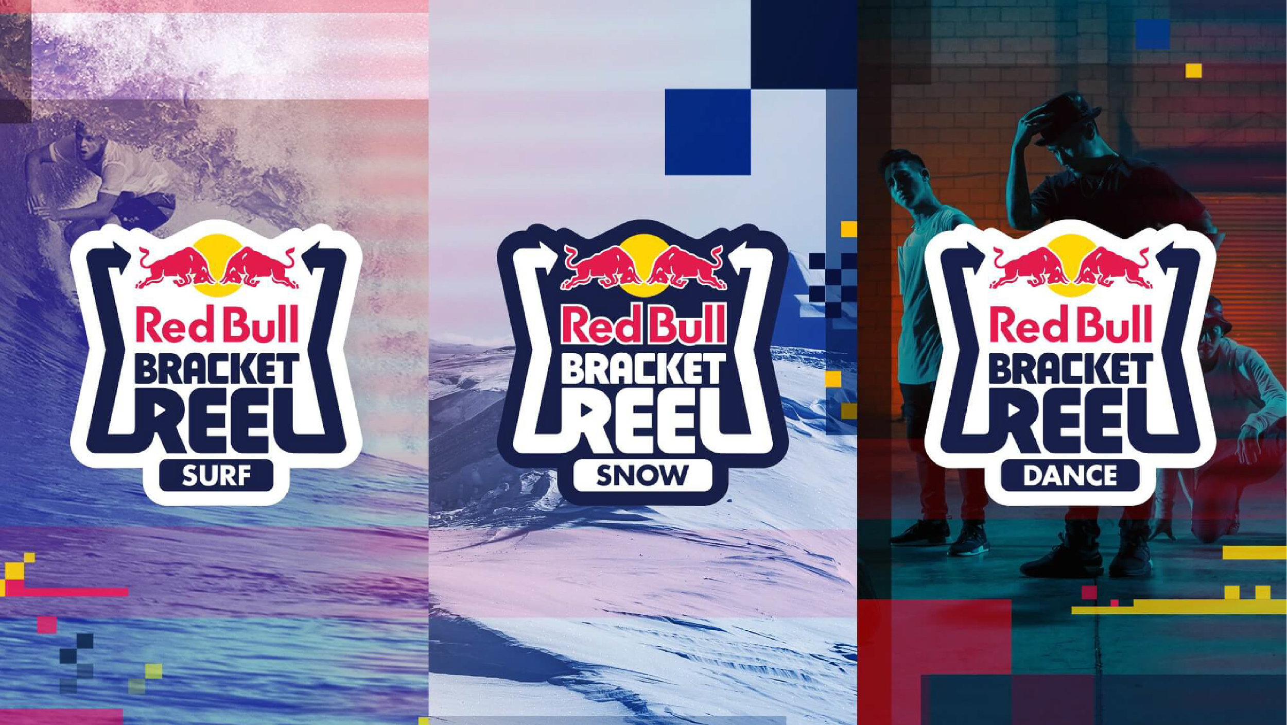 Red Bull North America.   Red Bull Bracket Reel competition platform