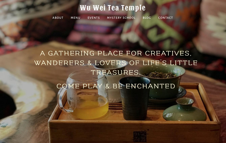 Wu Wei Tea Temple