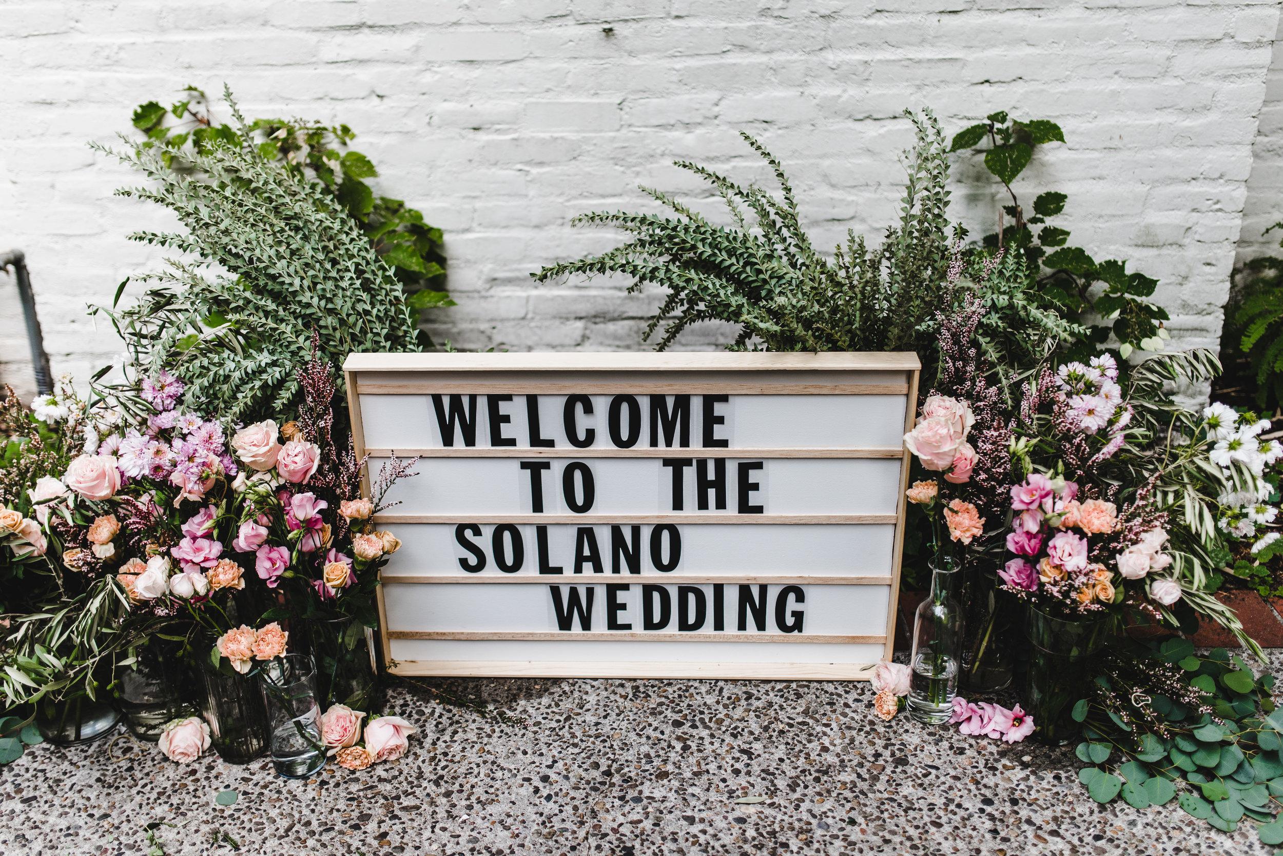 leach botanical garden wedding