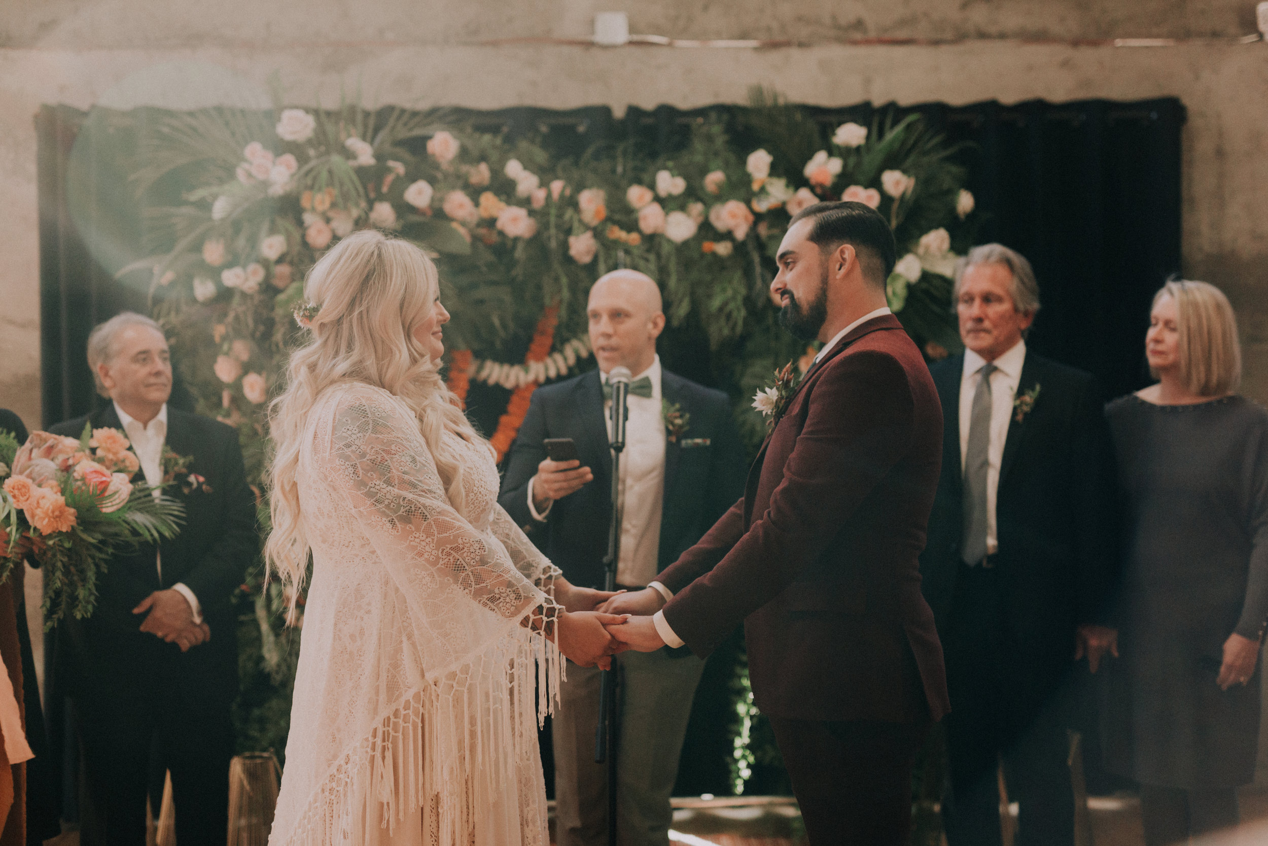 plaza del torro wedding