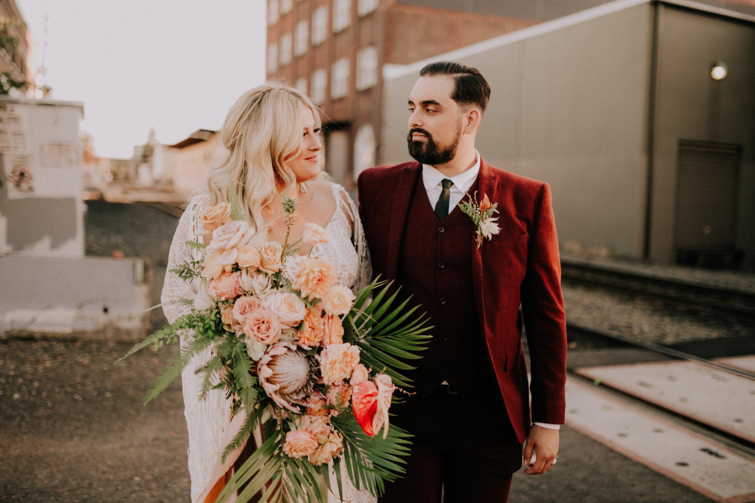 Portland Oregon wedding