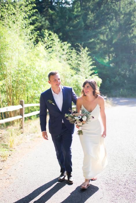 Hoyt Arboretum wedding