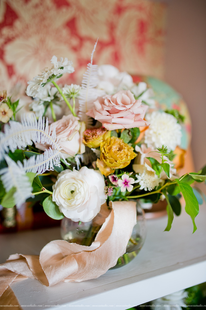 Portland Oregon wedding florist
