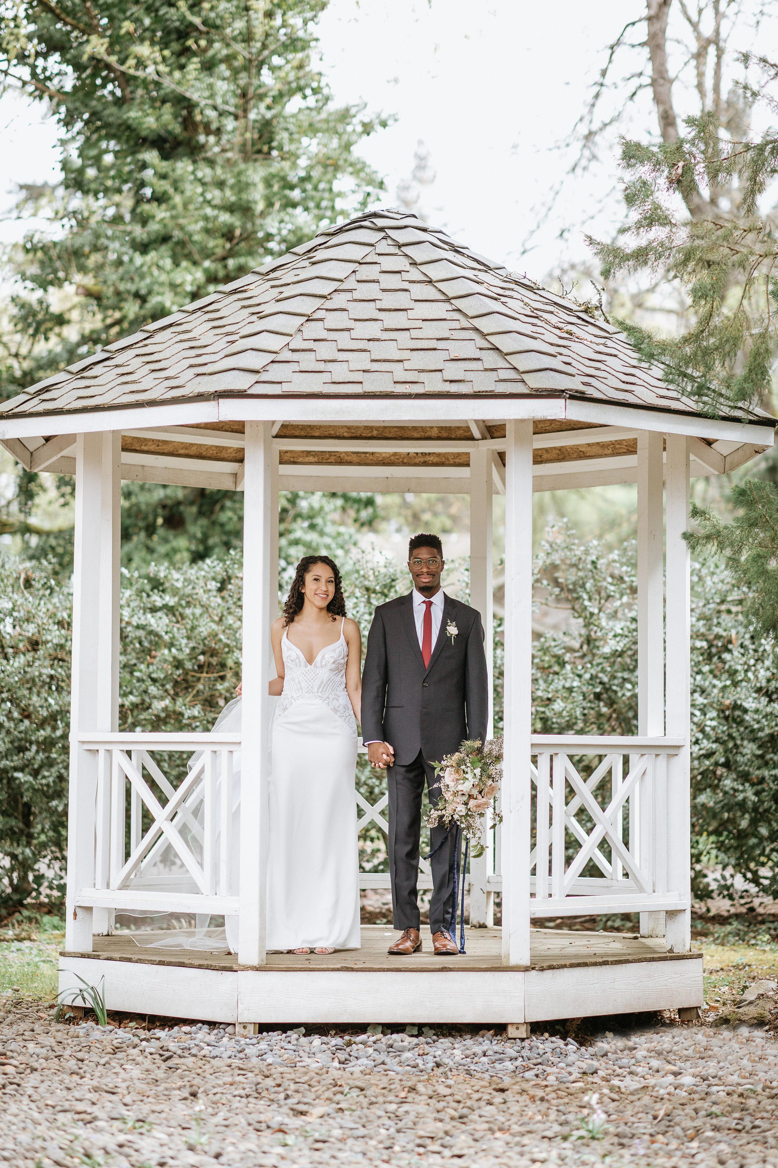 gray gables wedding