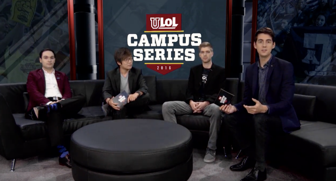 uLoL Campus Series - Playoff Show