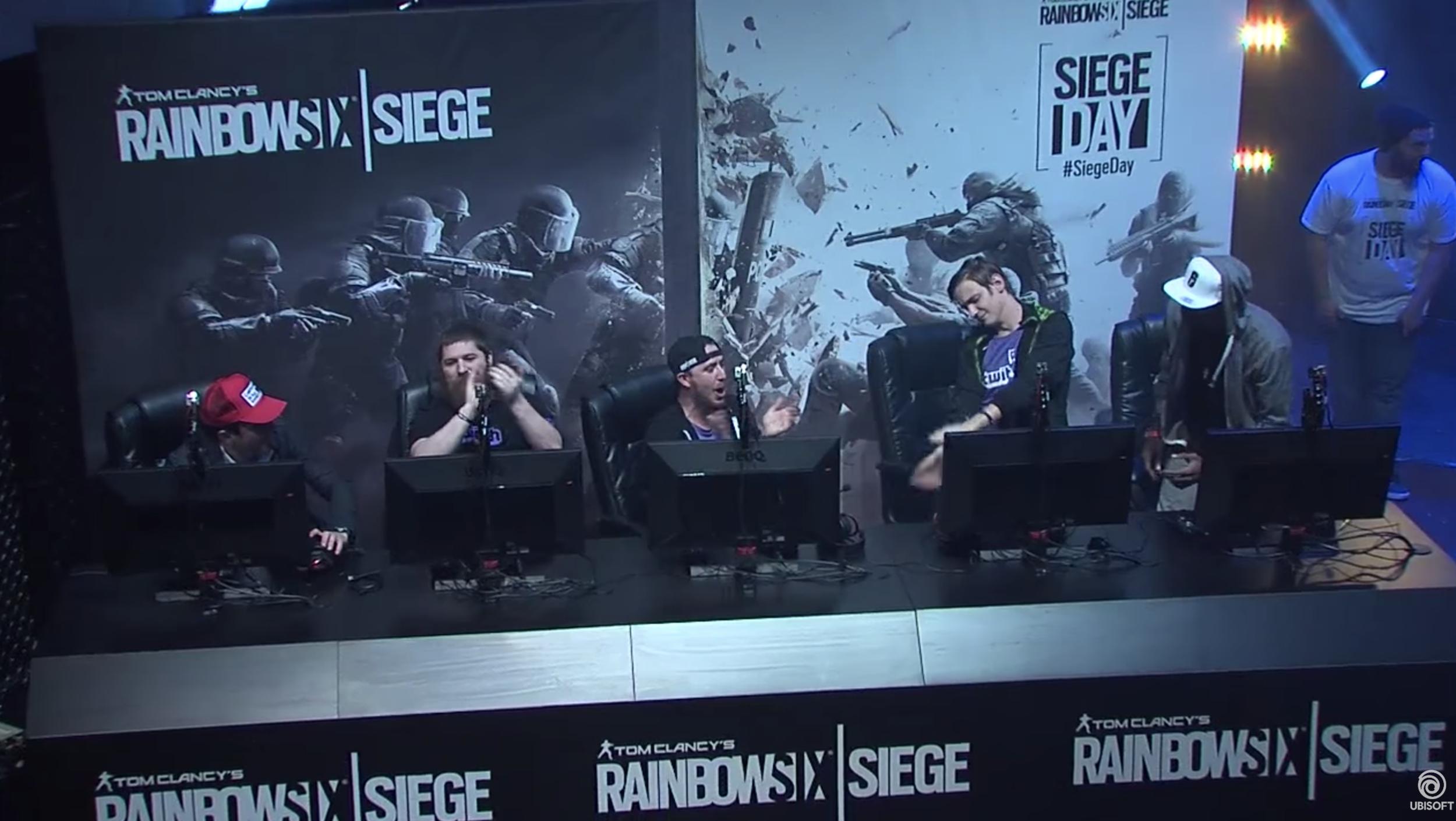 Rainbow 6: Siege Day