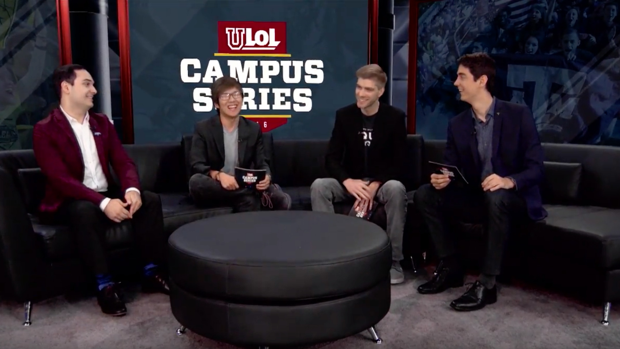 Univeristy LoL: Playoff Show