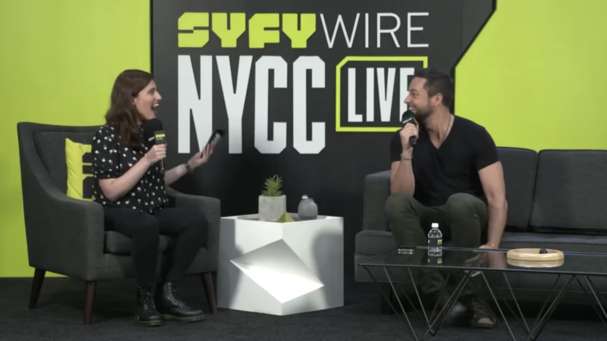 NYCC 2018 | SYFY WIRE