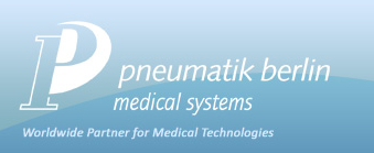 Pneumatik Berlin - Pneumatik Berlin GmbH is an established company with over 100 years experience. In the last 20 years, the company began specialising in the development and manufacturing of medical products for Operating Theatres, Intensive Care and specialised areas. The product range includes Ceiling Supply Units, Energy Supply Bridges, Wall Rails and Medical Gas Supply Systems on an international scale with the highest quality, flexibility and optimum service.to visit their website click here