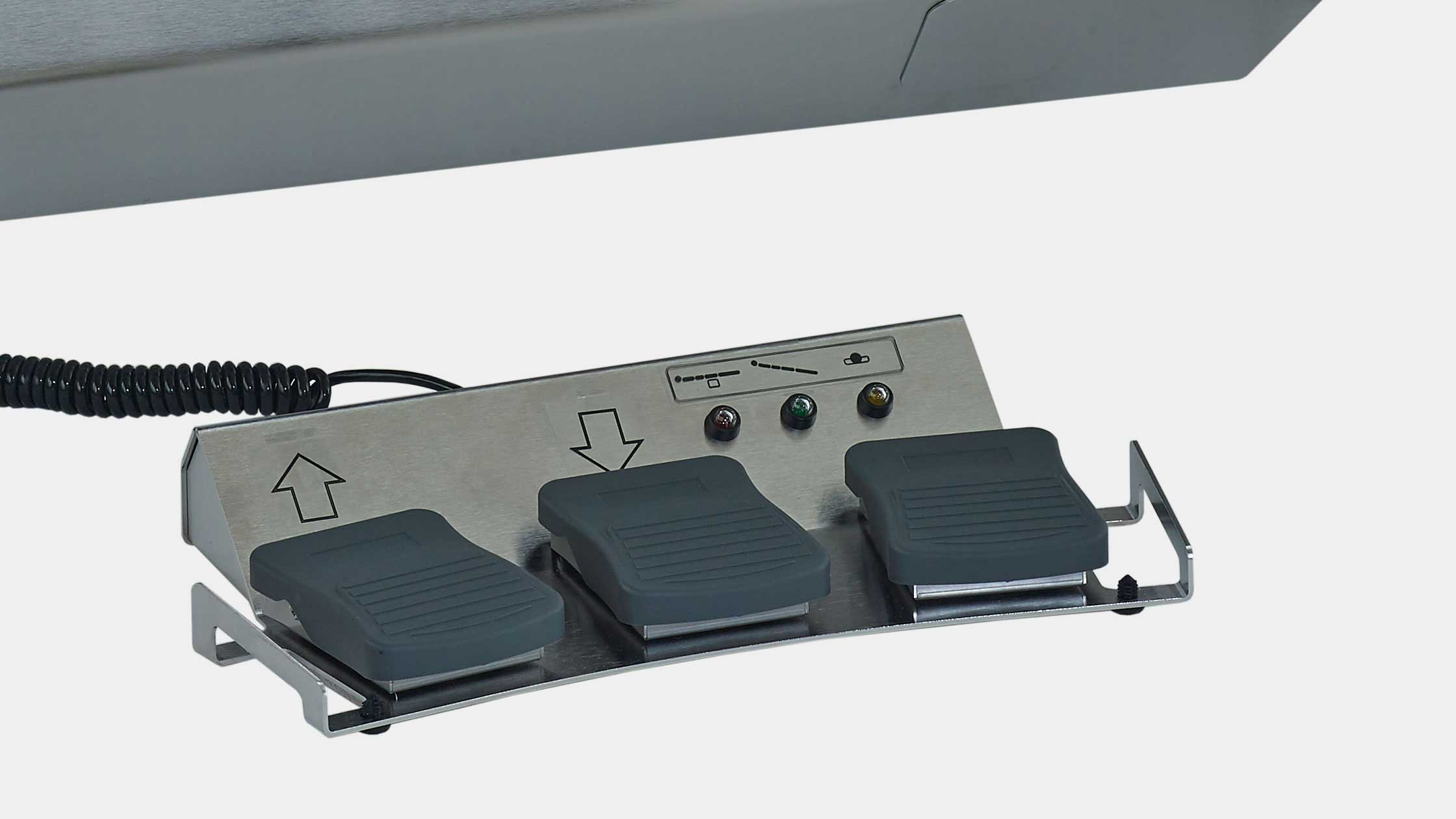 Foot switch for medifa 7000