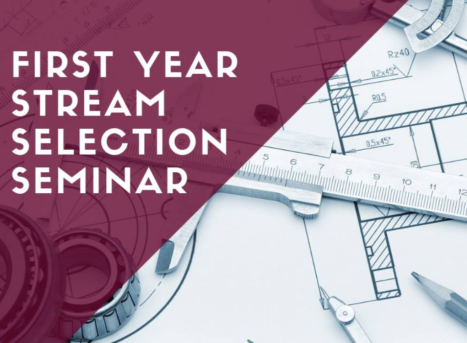 Download  the Stream Selection Seminar Slides