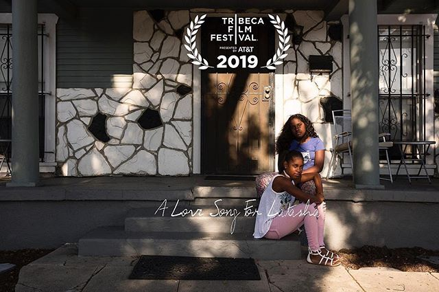 "✨ Excited to announce that grantee @yagurlsophia is heading to @Tribeca Film Festival for the world premiere of her short doc, ""A Love Song for Latasha""!! We are so proud of her for this accomplishment and for bringing to us a story that needed to told and voices that needed to be heard. ✨⁣⁣⁣⁣ ⁣⁣⁣⁣ •⁣ ⁣ •⁣ ⁣ •⁣ ⁣⁣⁣⁣ #repost from @yagurlsophia: ""A Love Song For Latasha"" will World Premier at the 2019 @Tribeca Film Festival!⁣⁣⁣⁣ ⁣⁣⁣⁣ We are deeply honored and have been conjuring this story for 2 years. This is for Shinese, Ty, and Latasha Harlins 💕 thank you to everyone who has been a part of the process. ⁣⁣⁣⁣ Link in bio⁣⁣⁣⁣ ⁣⁣⁣⁣ #LatashaHarlins #Tribeca2019 ⁣⁣⁣⁣ #documentary #southcentral #lariots #the90s #blackgirlmagic #experimental #blackwomeninfilm #sayhername"