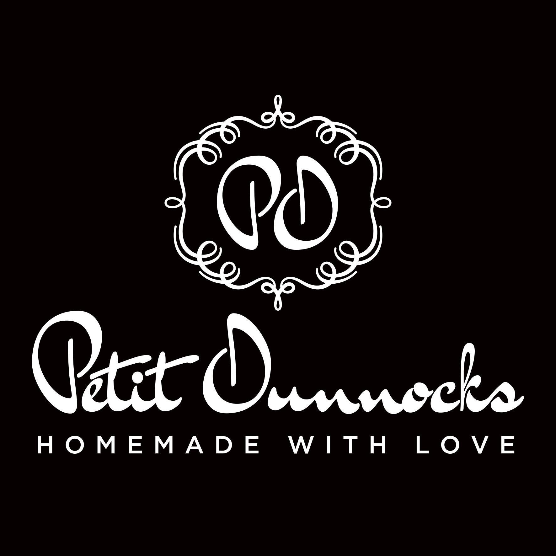 Petit Dunnocks_main logo_b and w.jpg