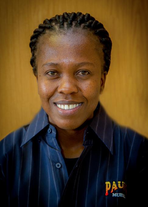 TSHOLO RAMAFOKO  QUALITY AND SAFETY MANAGER   tsholo@paulsmuesli.com