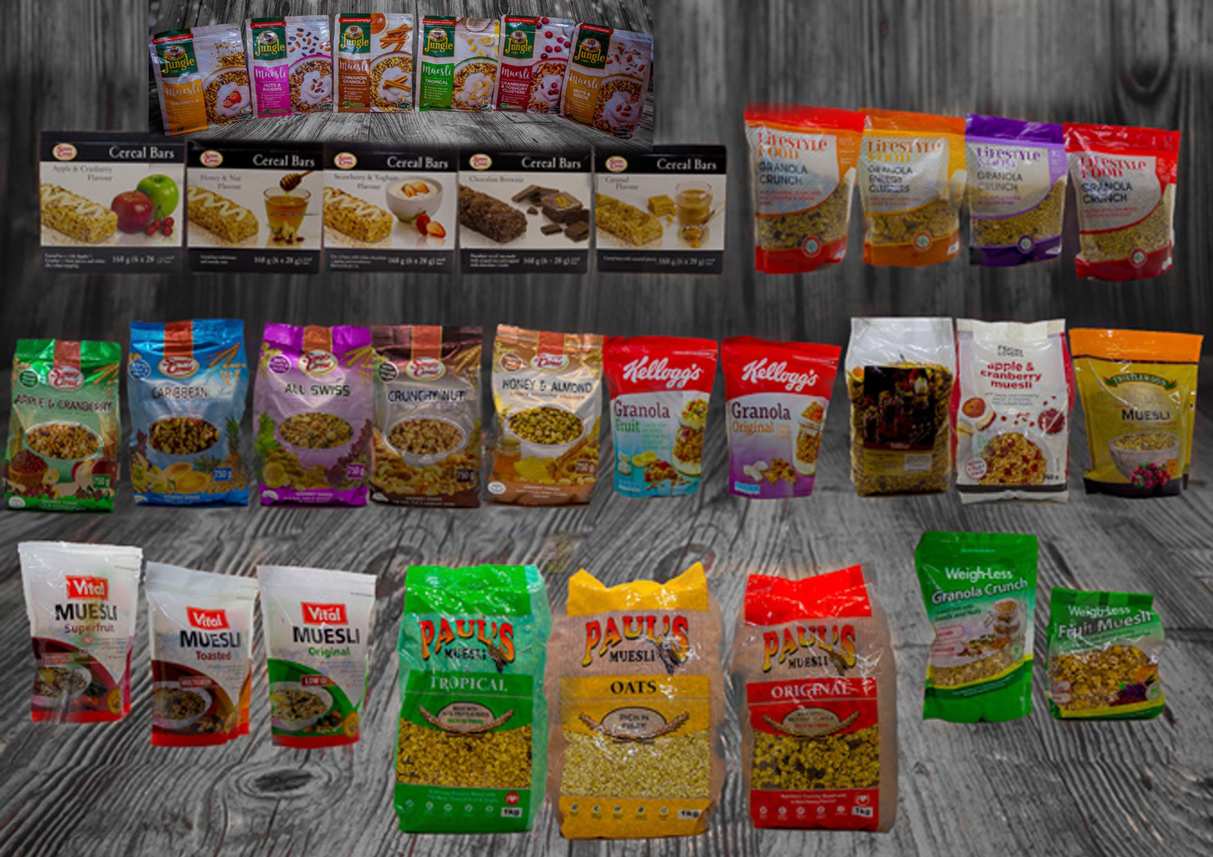 Some of Our Clients - Quality Manufactured Wholesome Products