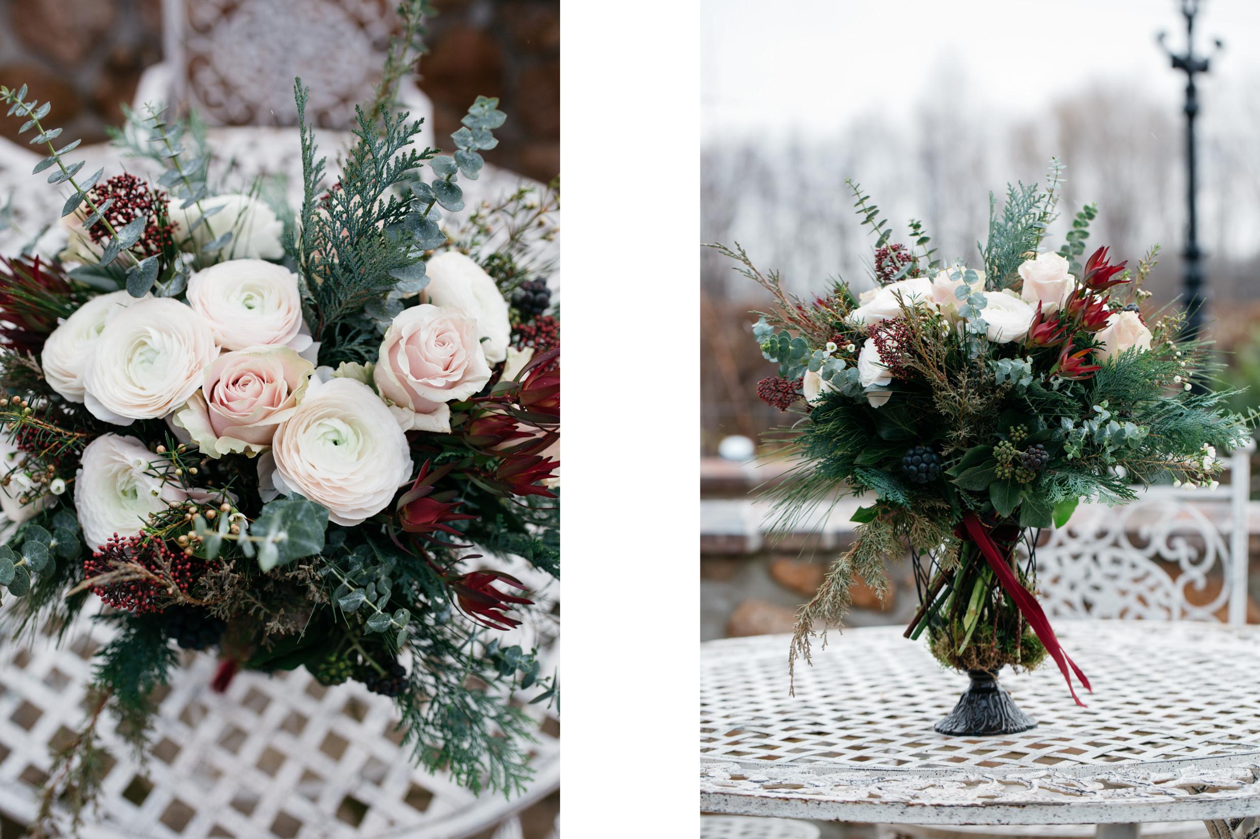Winter Wedding  Inspiration with Snow -07.jpg