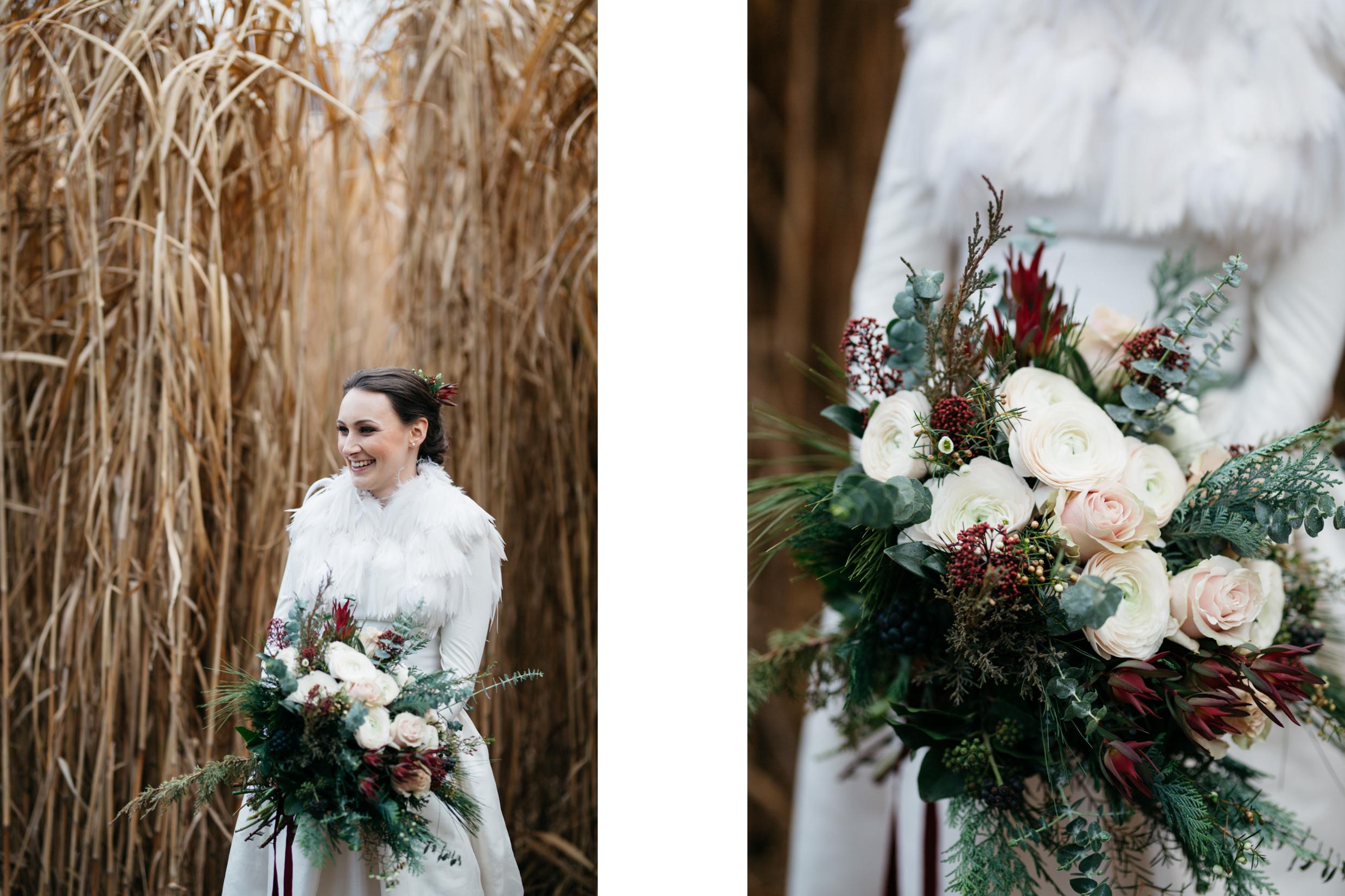 Winter Wedding  Inspiration  with Snow -25.jpg