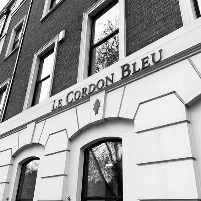 Today we are onsite at @lecordonbleulondon - working with @lavazzauk for a #cookeryschool event!  #OutandAbout #creatingadesigndifference #bars #events #design #hospitality #creativeteam