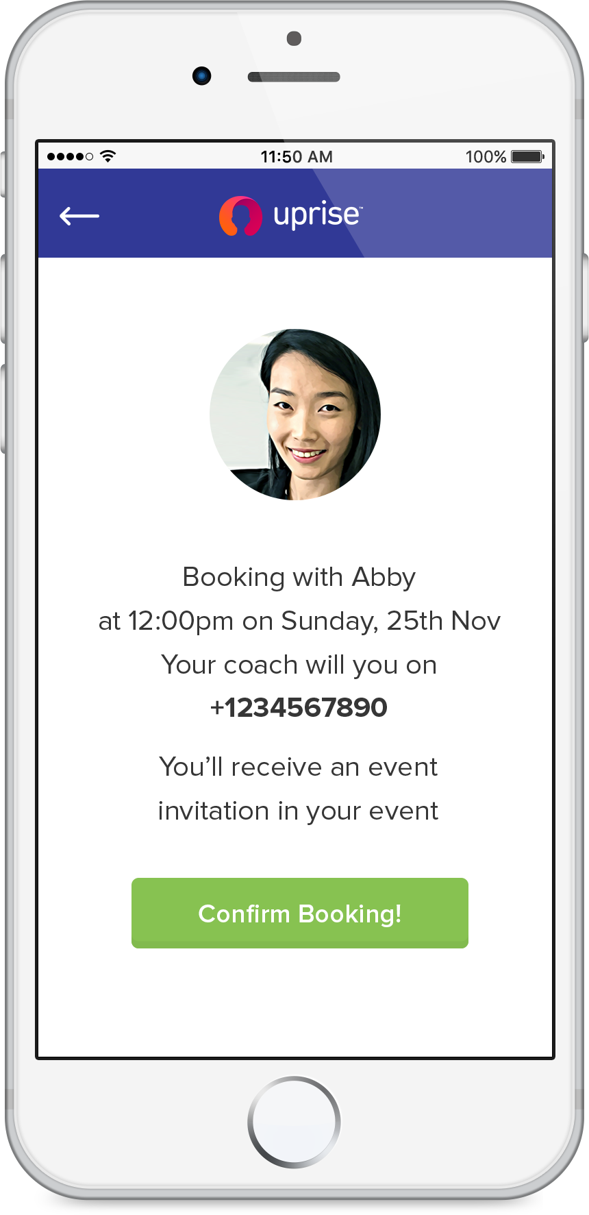 Screenshot for mobile booking.PNG