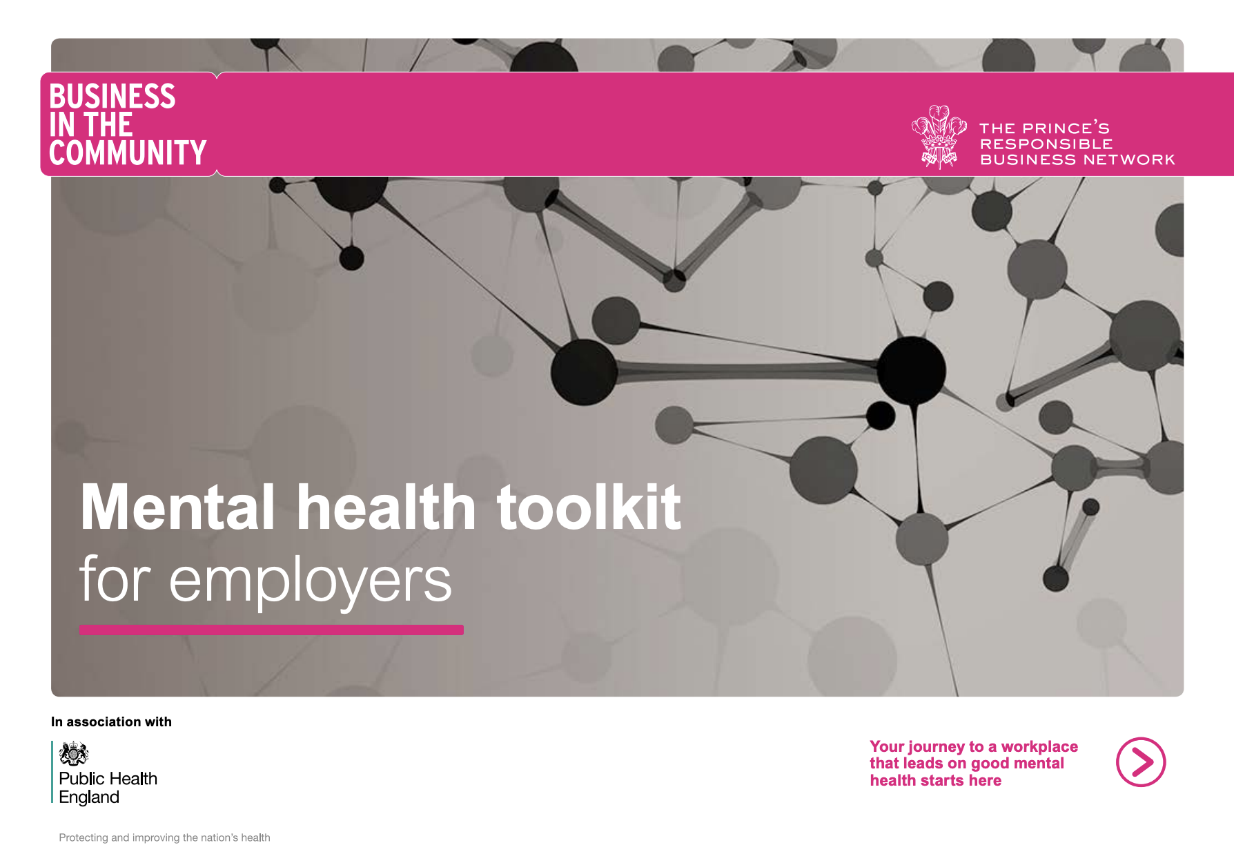 Mental Health Toolkit for Employers:    To build a systematic action plan for mental health based on company size
