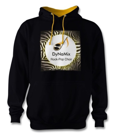 NEW: DyNaMix Hoodie... - Our very own original hoodie design, available for purchase to every member...