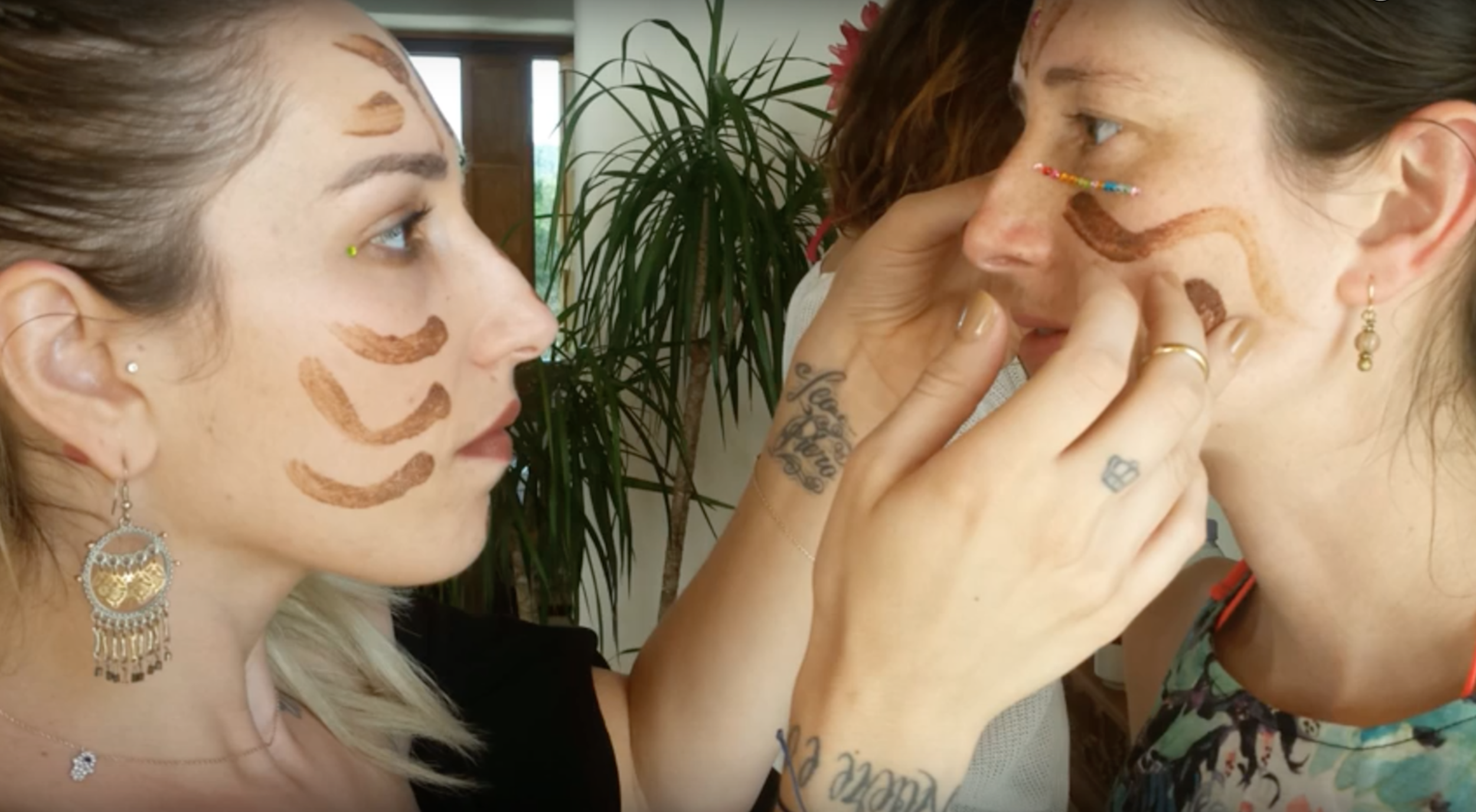 Cacao Face Painting.png