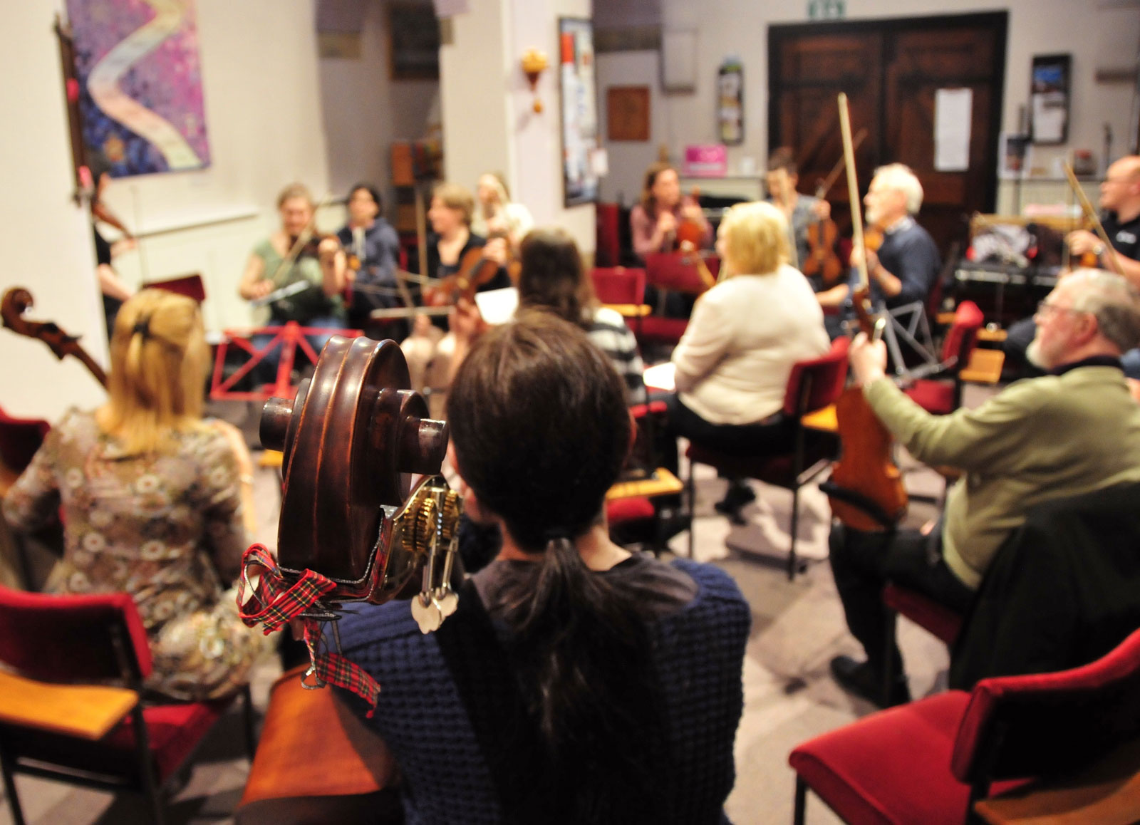 LINLITHGOW - STRING ORCHESTRA
